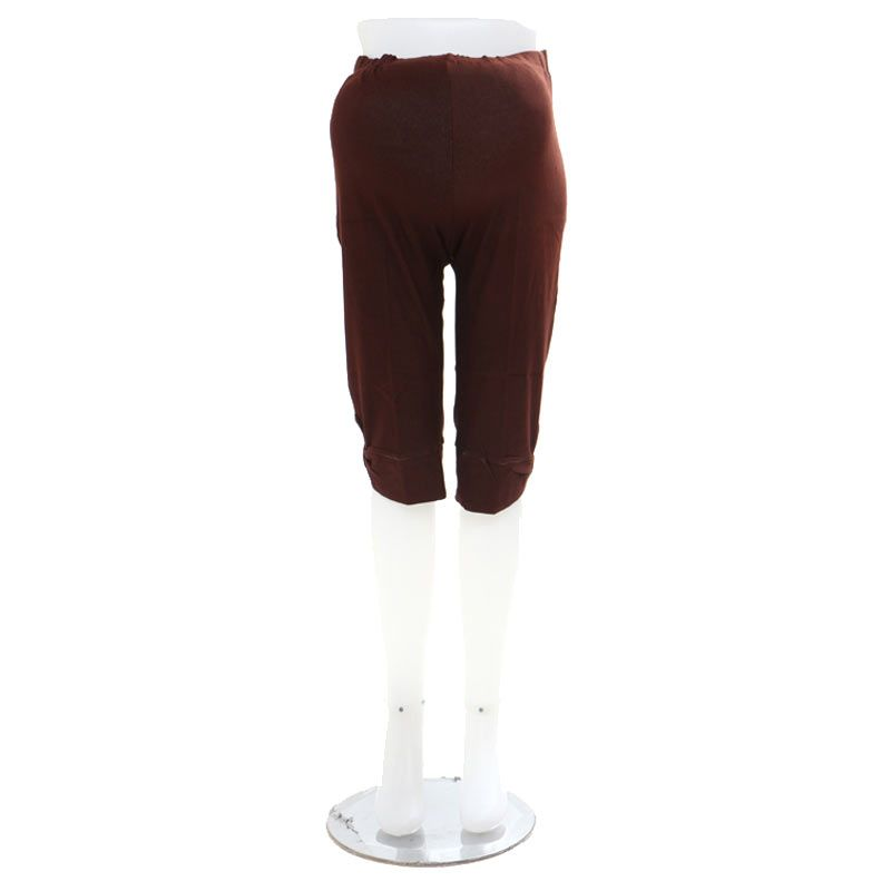 Eve Maternity LLG040B Coklat Legging Hamil