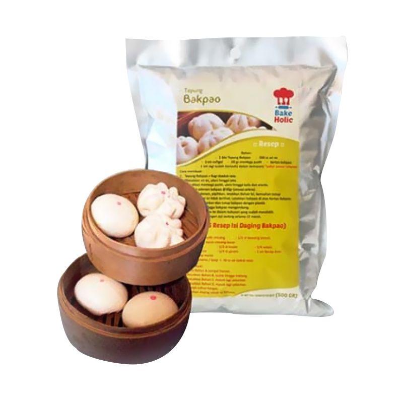 Bake Holic Bakpao Tepung Instant [500 gr]