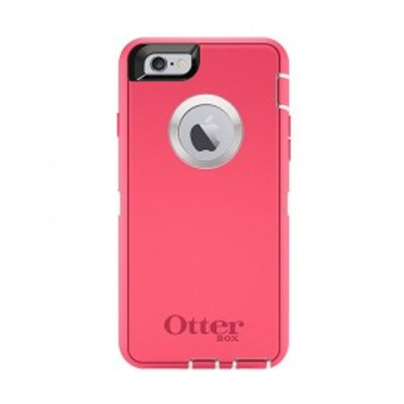 OtterBox Defender Series Neon Rose Casing for Apple iPhone 6 Plus