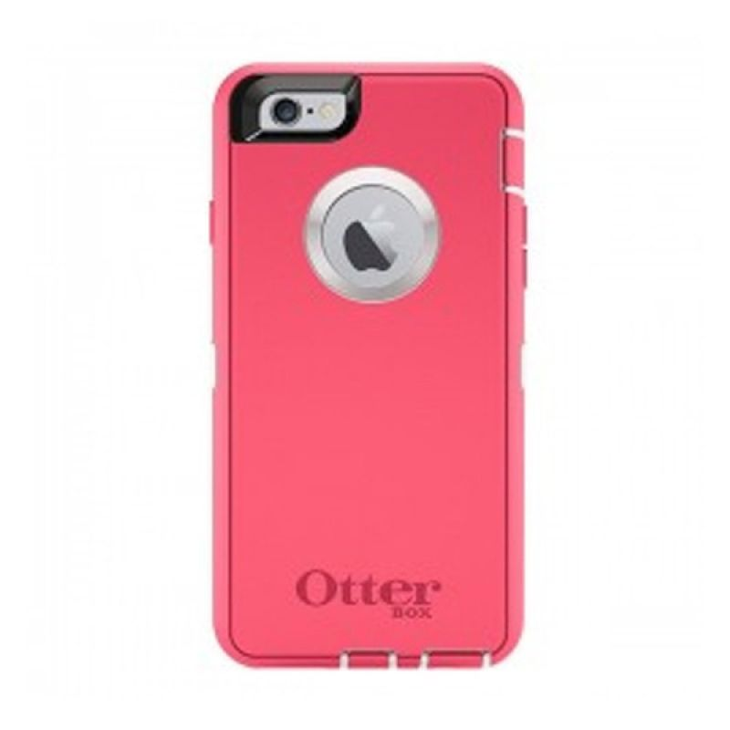 OtterBox Defender Series Neon Rose Casing for Apple iPhone 6
