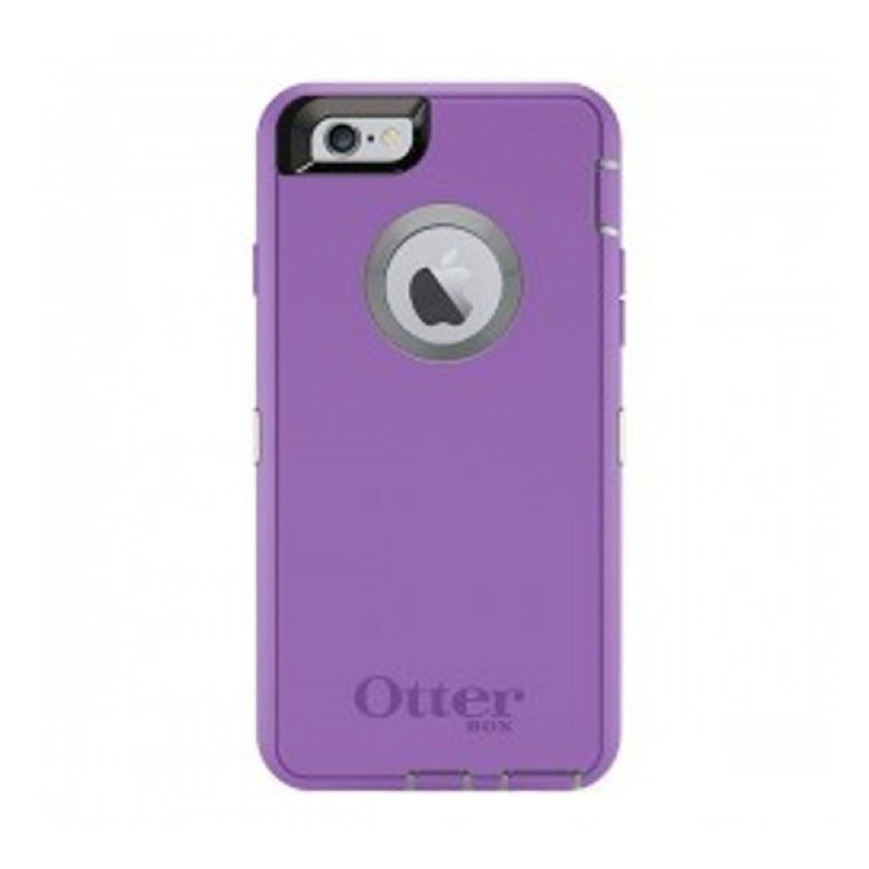 OtterBox Defender Series Plum Punch Casing for Apple iPhone 6