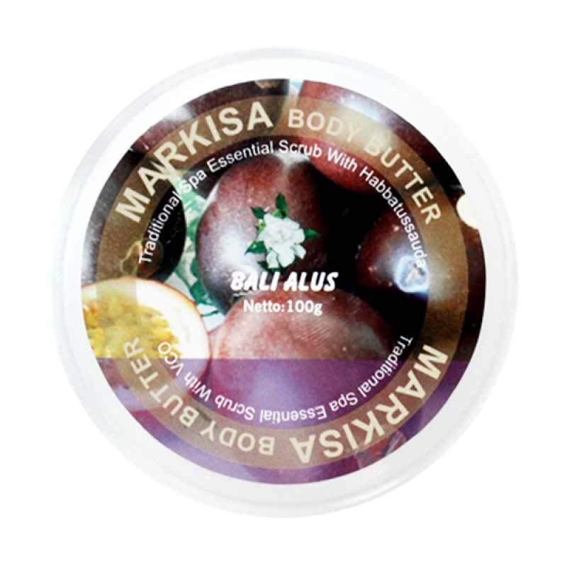 Bali Alus Body Butter Markisa 100 gr (Set of 4)