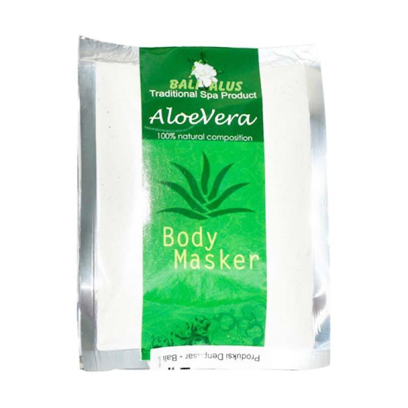 Bali Alus Body Masker Aloe Vera 100 gr (Set of 2)