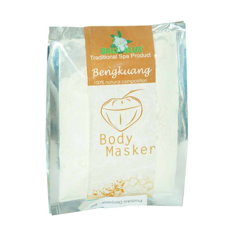 Bali Alus Body Masker Bengkuang 100 gr (Set of 2)