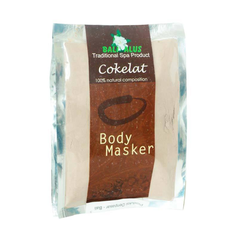 Bali Alus Body Masker Chocolate 100 gr (Set of 2)