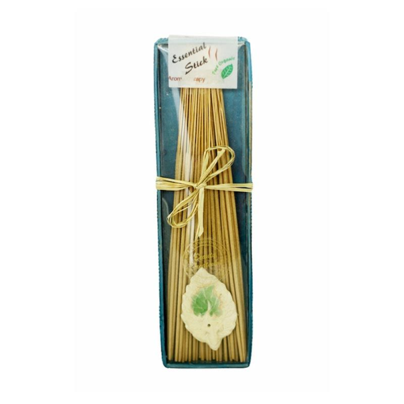 Bali Alus Essential Dupa Aromatherapy Lemon Grass 50 Stick (Set of 2)
