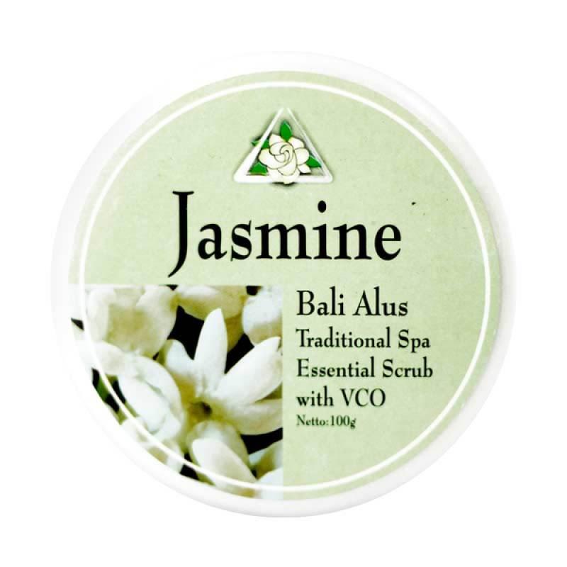 Bali Alus Lulur Cream Jasmine 100 gr (Set of 5)