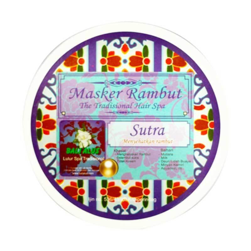 Bali Alus Masker Rambut Sutra 250 gr (Set of 5)