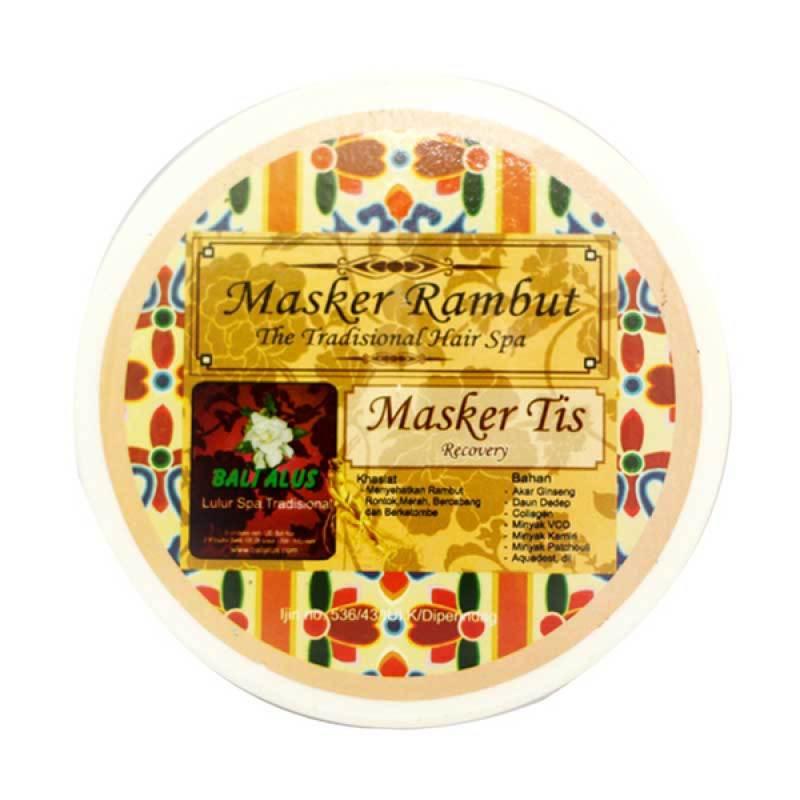 Bali Alus Masker Rambut Tis 250 gr (Set of 5)