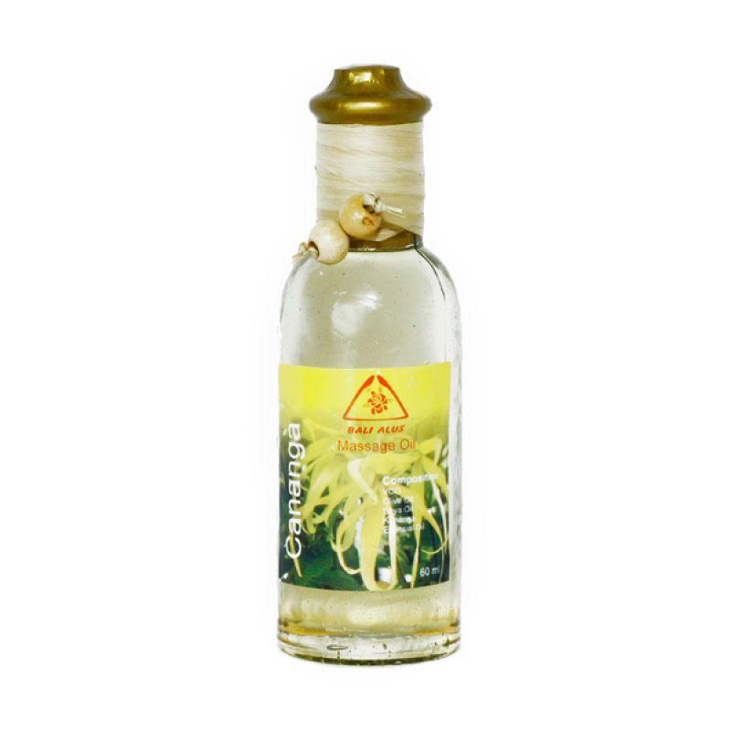 Bali Alus Massage Oil Cananga 60 ml (Set of 5)