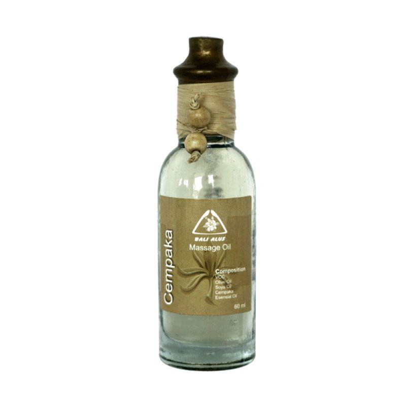 Bali Alus Massage Oil Cempaka 60 ml (Set of 5)