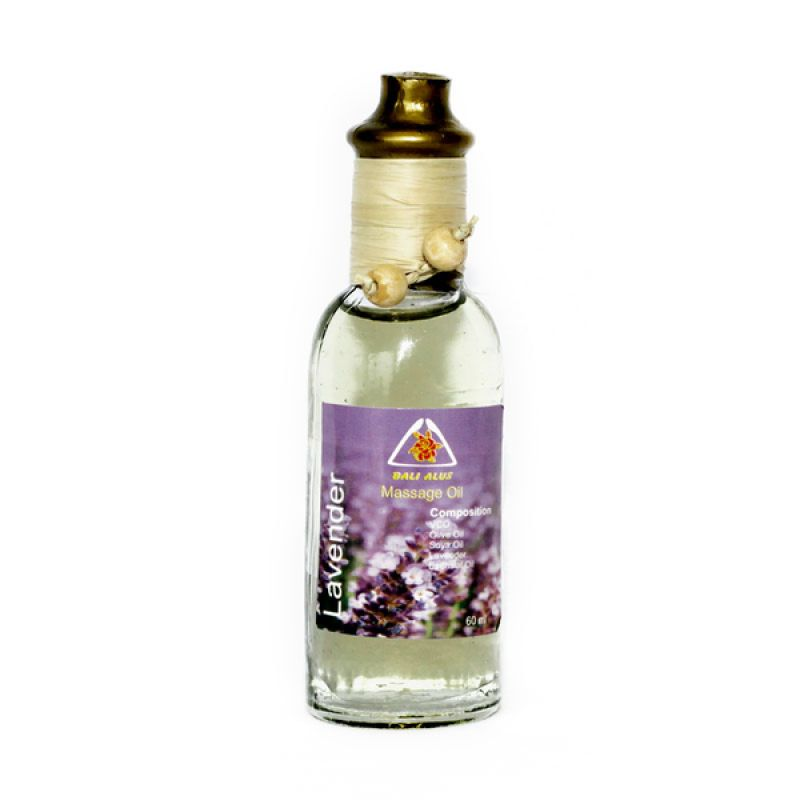 Bali Alus Massage Oil Lavender 60 ml (Set of 5)