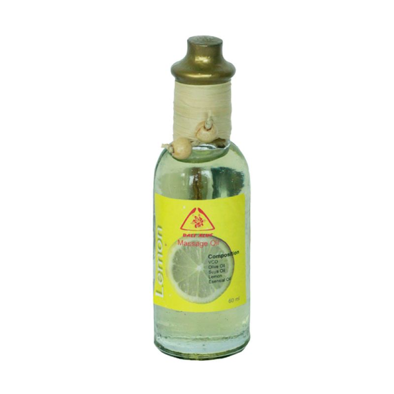 Bali Alus Massage Oil Lemon 60 ml (Set of 5)