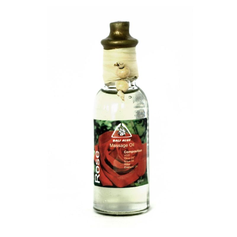 Bali Alus Massage Oil Rose 60 ml (Set of 5)