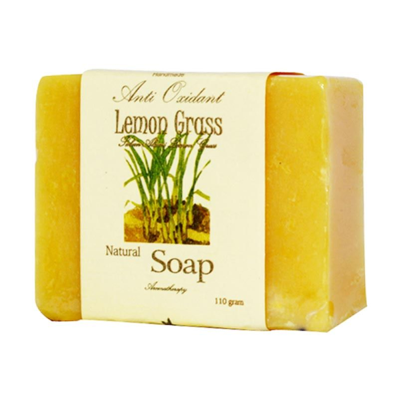 Bali Alus Sabun Spa Batang Lemon Grass 110 gr (Set of 2)