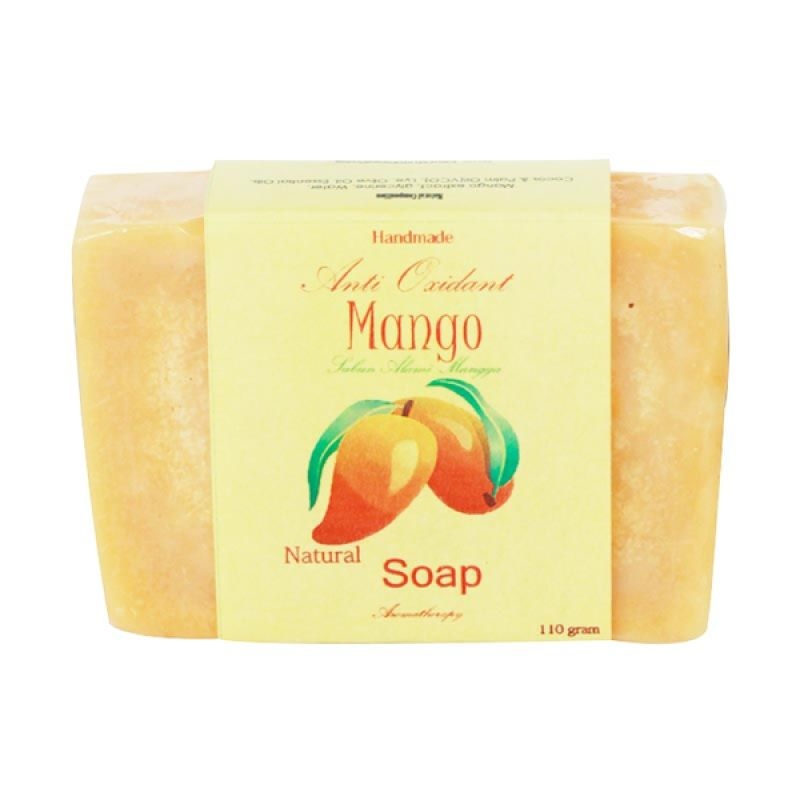 Bali Alus Sabun Spa Batang Mango 110 gr (Set of 2)