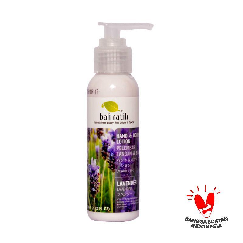 Bali Ratih Lavender Body Lotion [110 mL]