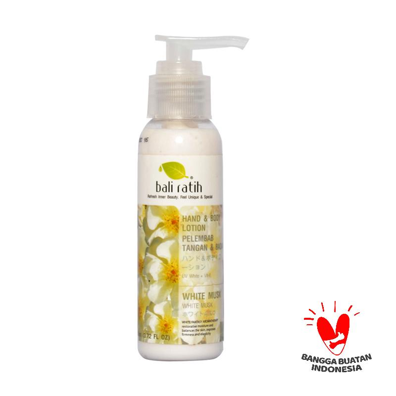 Bali Ratih White Musk Body Lotion