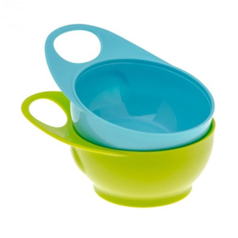 Brother Max Alat Makan 2x Easy-Hold Bowls