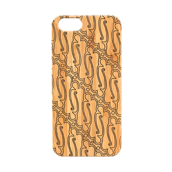 BatikGeek Bamboo Slim Version Parang Casing For Iphone 6/6s