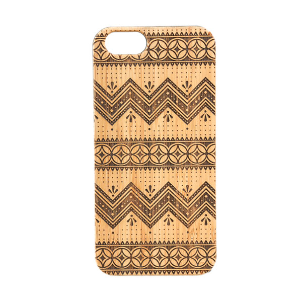 BatikGeek Bamboo Slim Version Tribal Kawung Casing For Iphone 6/6s