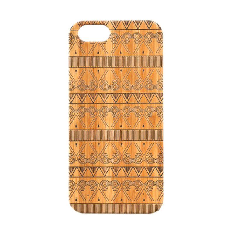 BatikGeek Bamboo Slim Version Tribal Ruit Casing For Iphone 6/6s