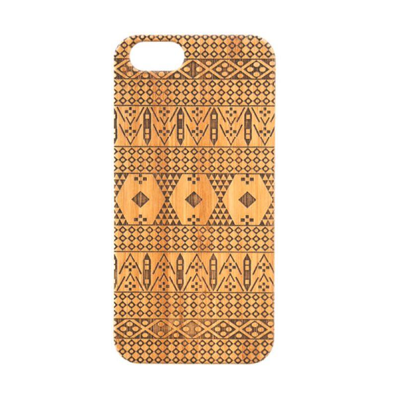 BatikGeek Bamboo Slim Version Tribal Ulos Casing For Iphone 6/6s
