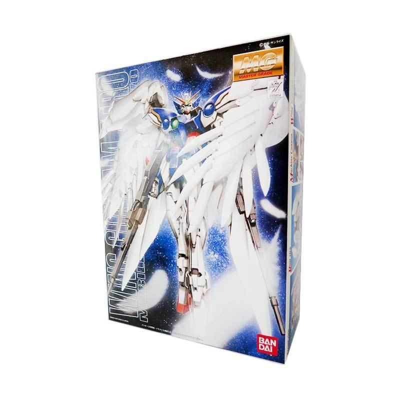 Bandai MG Wing Gundam Zero Custom Model Kit [1:100]