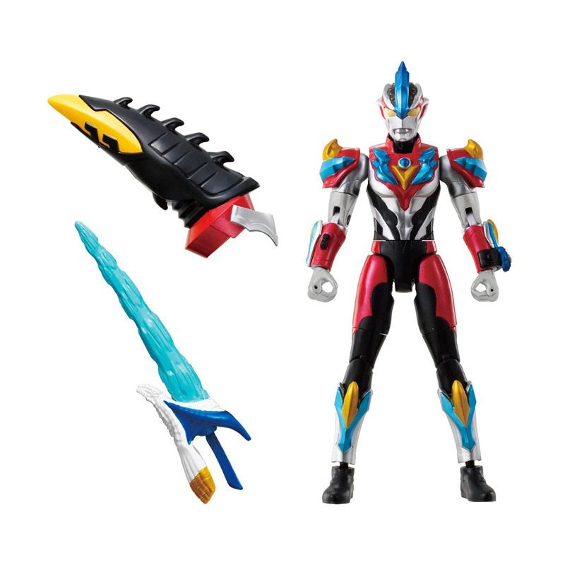 Rekomendasi Seller Bandai Ultraman Ultra Change Ultraman Ginga Victory Mainan Anak