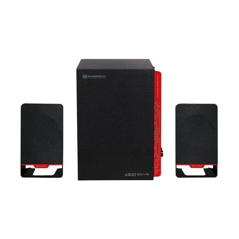 AudioBox A500 SDU Red Speaker Komputer
