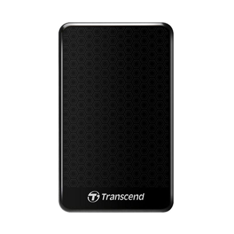 Transcend Storejet 25A3 Harddisk Eksternal [1 TB/2.5 Inch/USB 3.0]