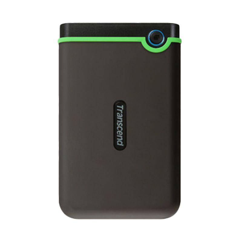 harga Transcend Storejet 25M3 Harddisk Eksternal [2TB/2.5 Inch/USB 3.0] Blibli.com