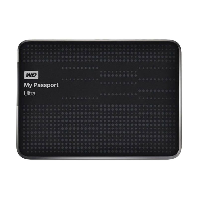 Western Digital Passport Ultra Harddisk External [1 TB/2.5 Inch/USB 3.0]