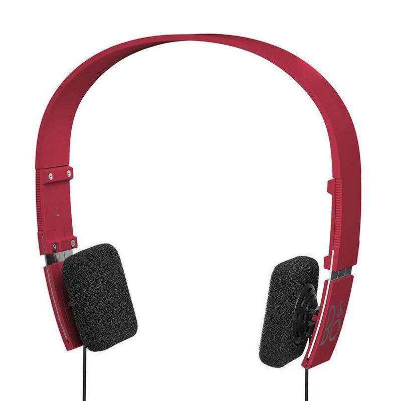 Bang & Olufsen Form 2i Red Headphone