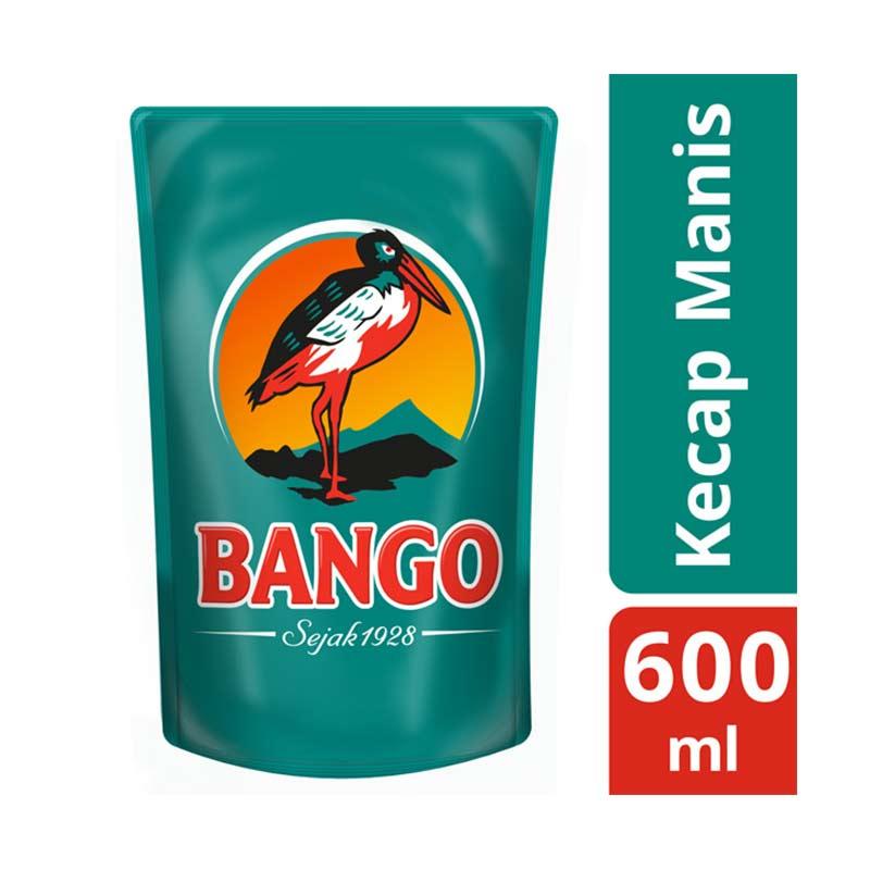 Bango Kecap Manis Pouch [600 ml] 62010050