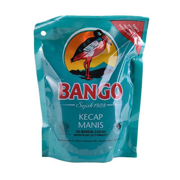 Bango Kecap Manis Pouch [220 ml] 20224205