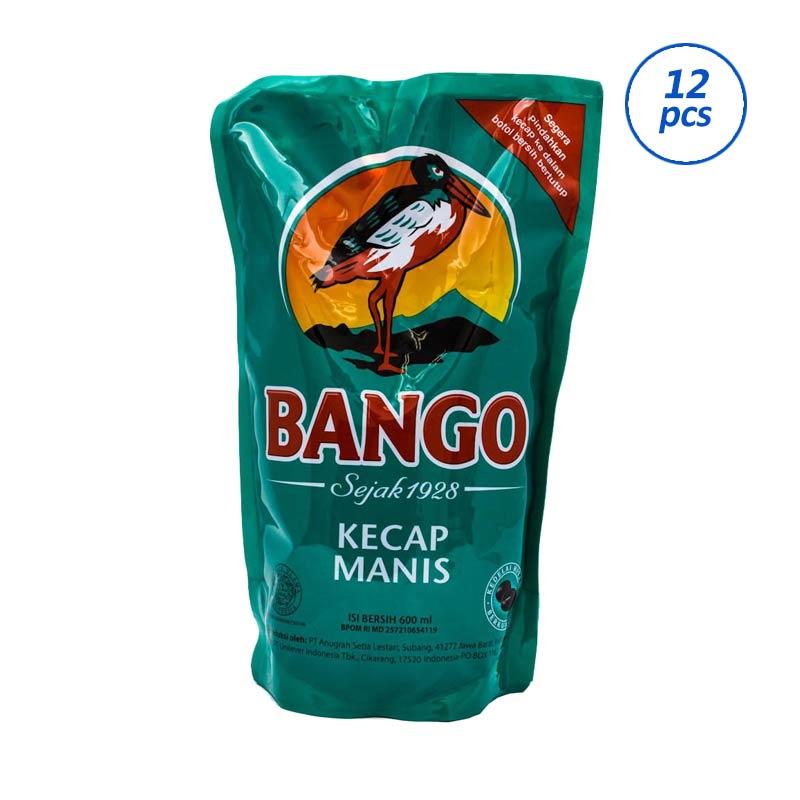 Daily Deals - Bango Refill Kecap Manis [600 mL/12 pouch]