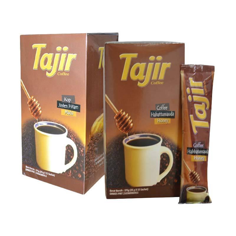 Tajir Coffee Jinten Hitam Madu