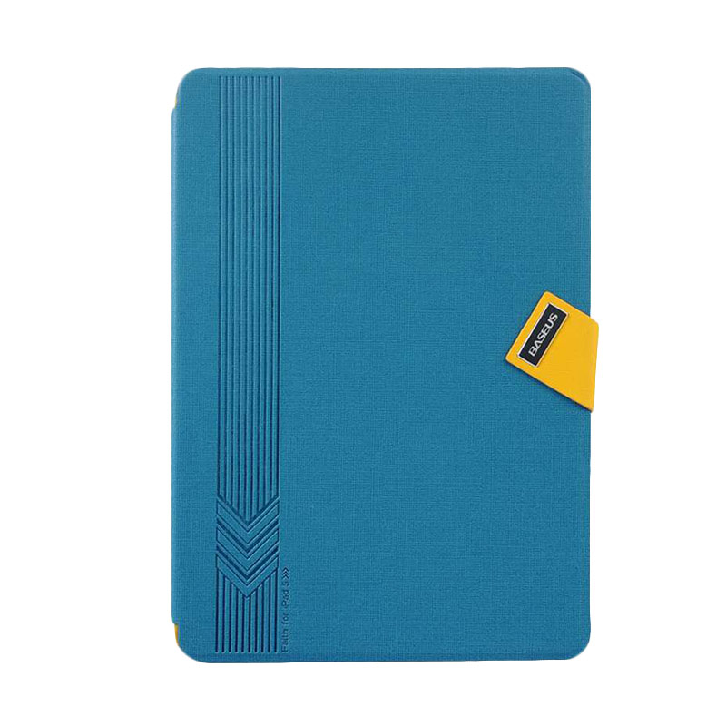 Baseus Faith Leather Casing for iPad Air - Blue