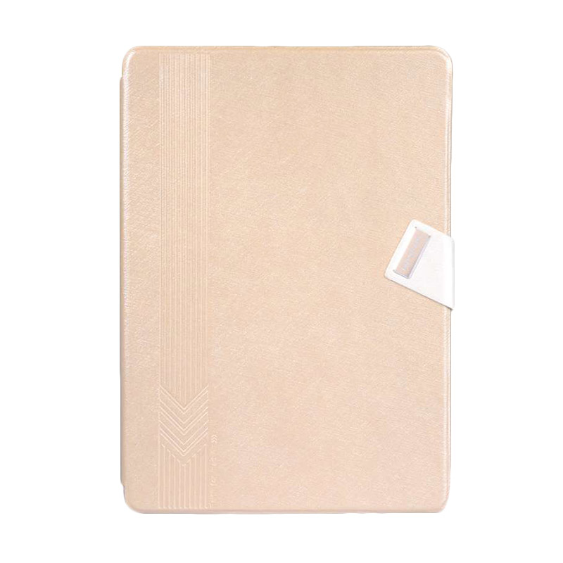 Baseus Faith Leather Casing for iPad Air - Champagne Gold Edition