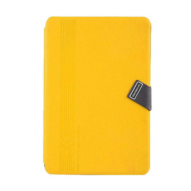 Baseus Faith Leather Casing for iPad Mini Retina - Yellow
