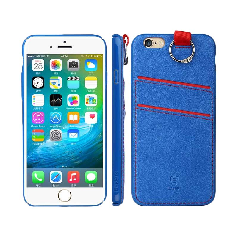 Baseus Lang Blue Casing for iPhone 6 or 6S Plus