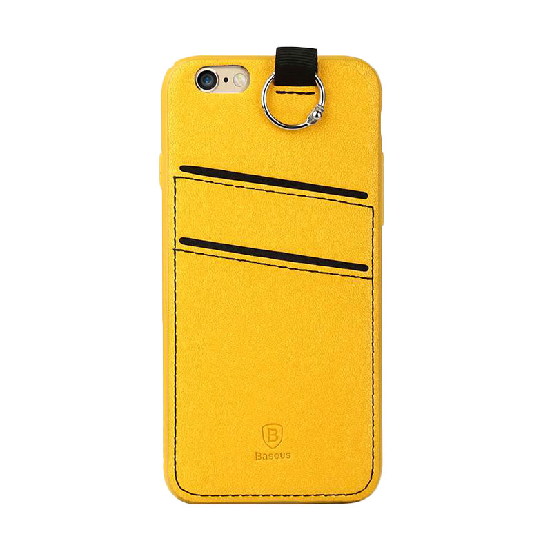 Baseus Lang Series Casing for iPhone 6 or 6S - Yellow