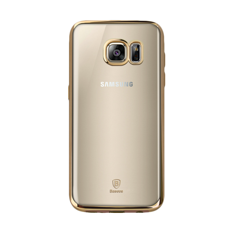 Baseus Shining Casing for Galaxy S7 - Luxury Gold