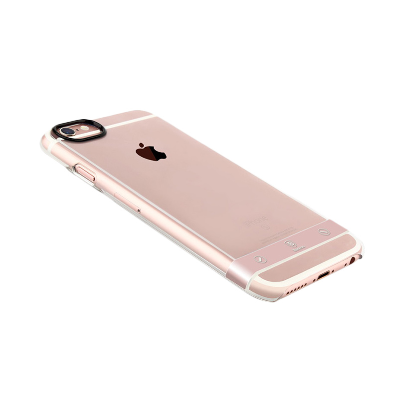 Baseus Sky Metal Rose Gold Casing for iPhone 6 or iPhone 6s