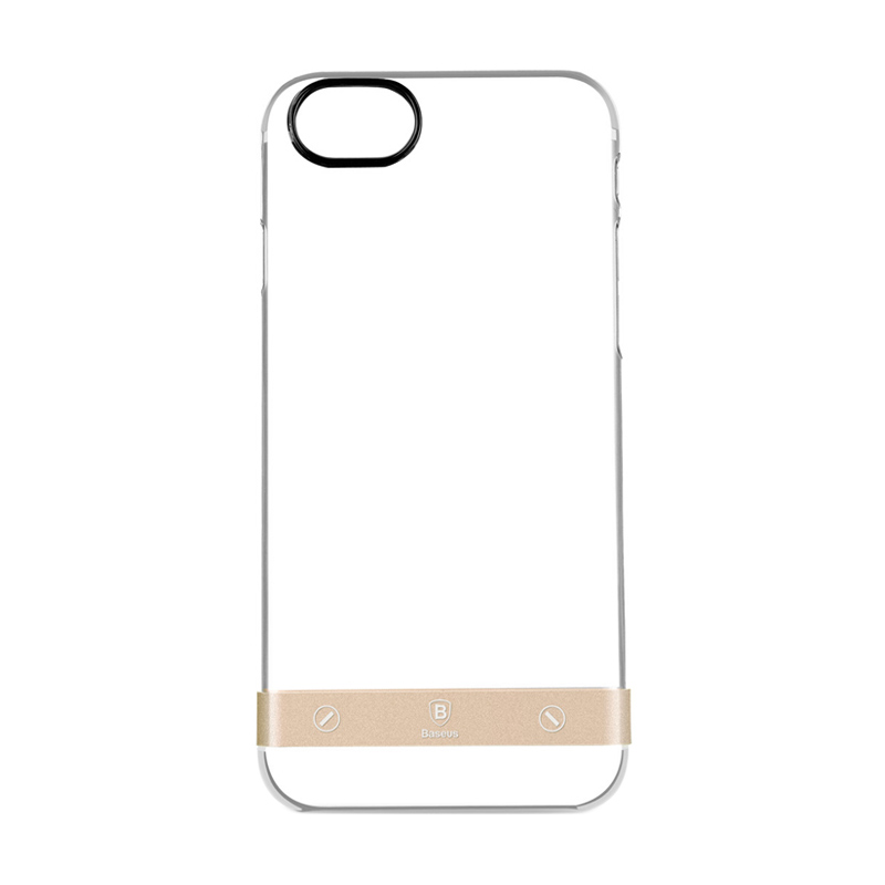 Baseus Sky Metal Gold Casing for iPhone 6 Plus or 6S Plus