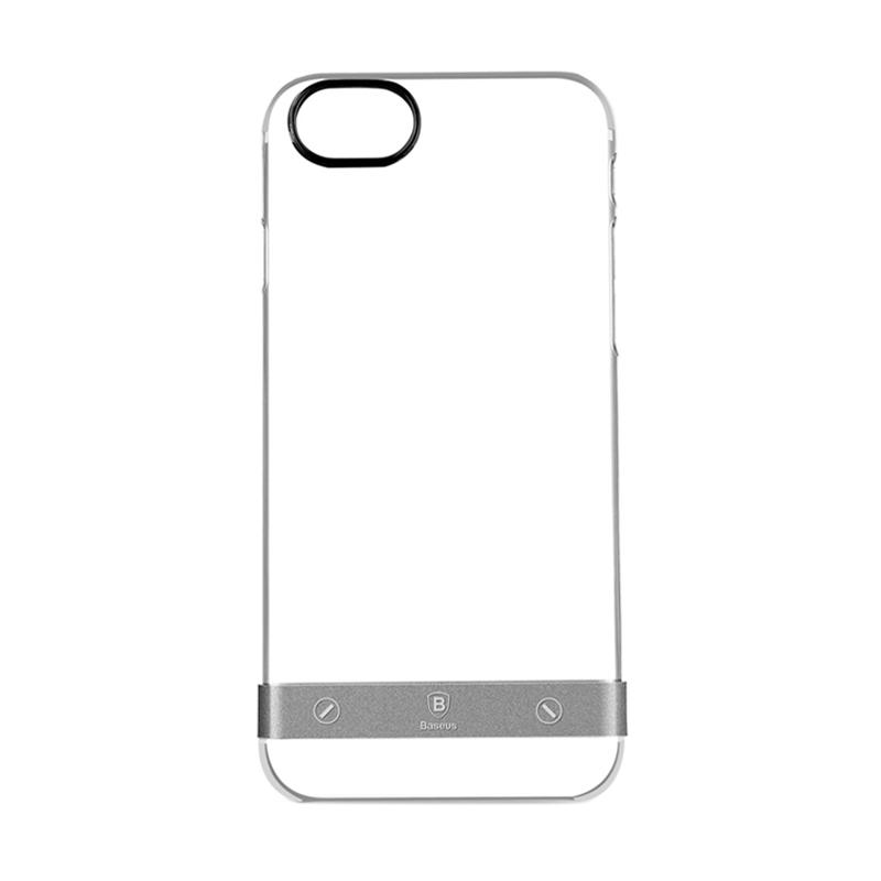 Baseus Sky Metal Grey Casing for iPhone 6 Plus or 6S Plus
