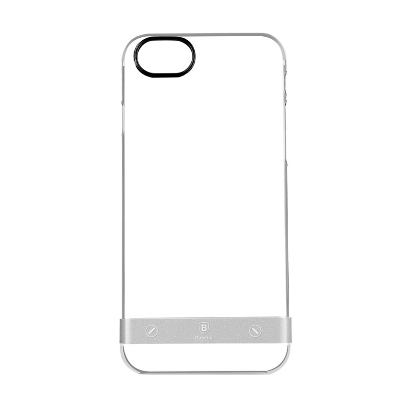 Baseus Sky Metal Silver Casing for iPhone 6 Plus or 6S Plus