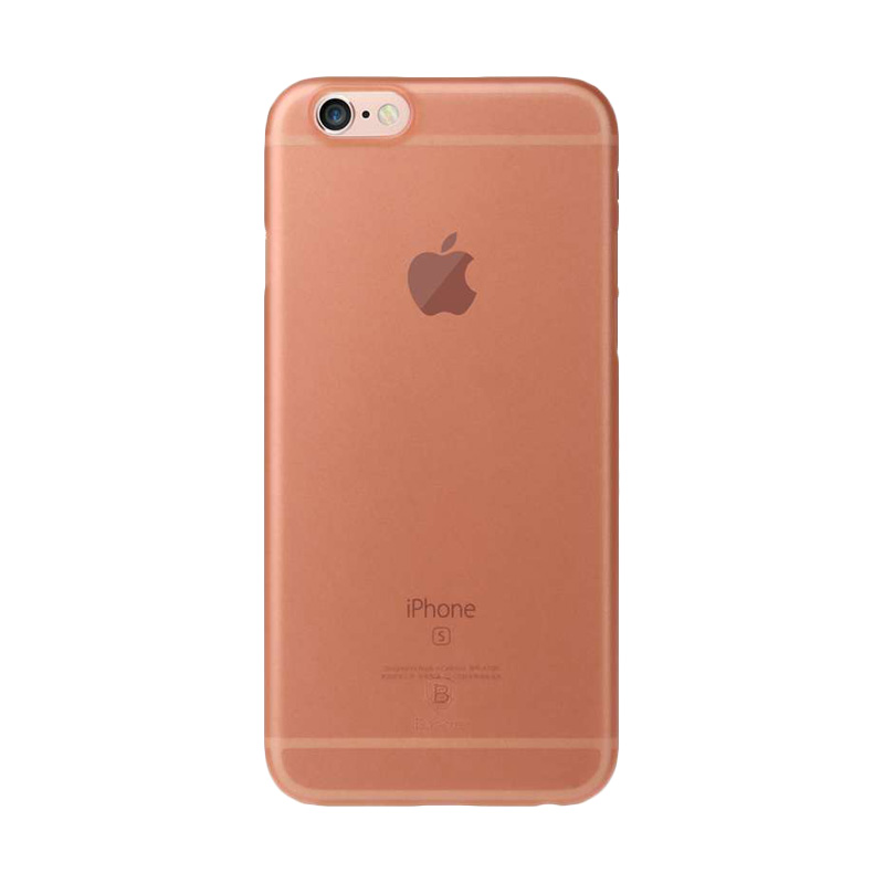 Baseus Slender Series Pink Casing for iPhone 6 or 6S Plus