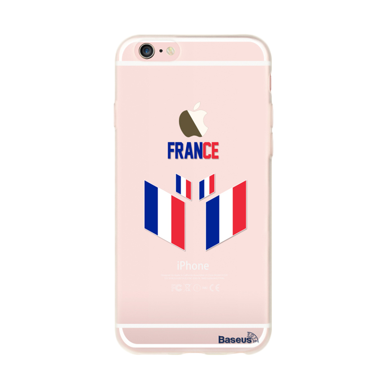 Baseus Soccer Fans Series French Casing for iPhone 6 or 6s